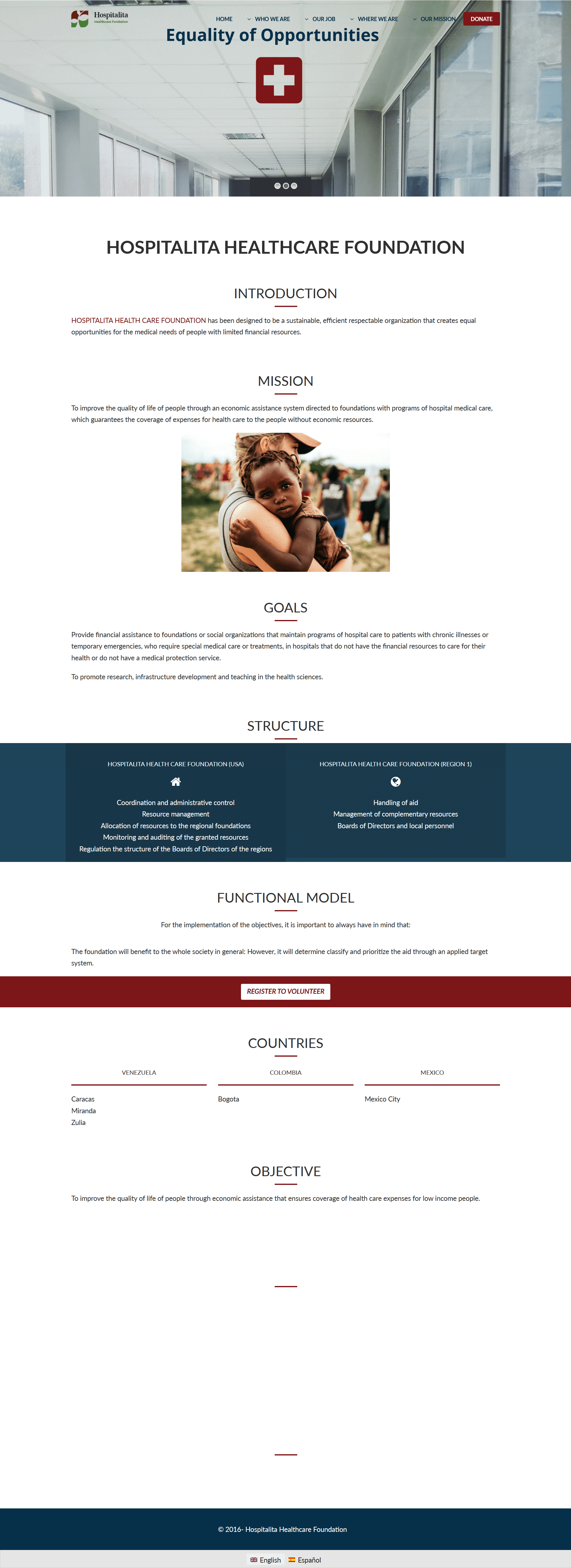 Homepage English Homepage Slide 2