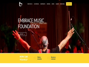 Embrace Music Foundation